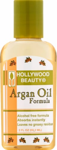 Hollywood Beauty Argan Oil Formula Perspective: front