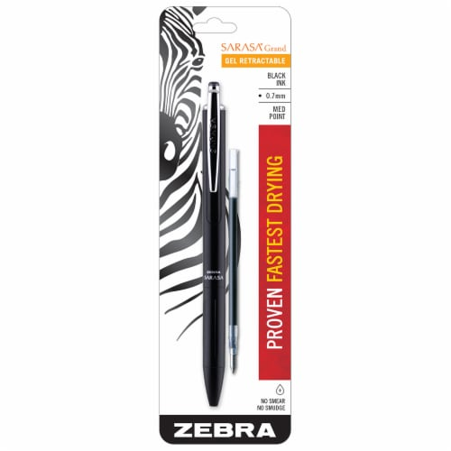 Sarasa Grand Gel Retractable Pen Perspective: front