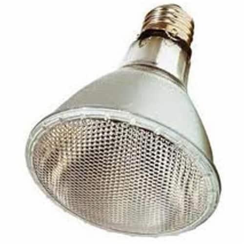 Satco 60w Par30 30k Hal Bulb S2243 Perspective: front