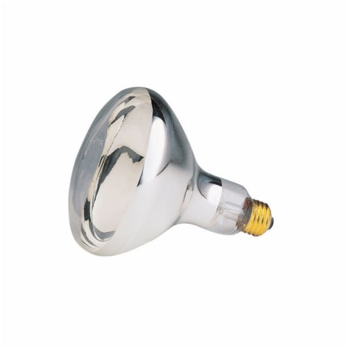 Satco Incandescent Bulb,R40,300 lm,125W  S4750 Perspective: front
