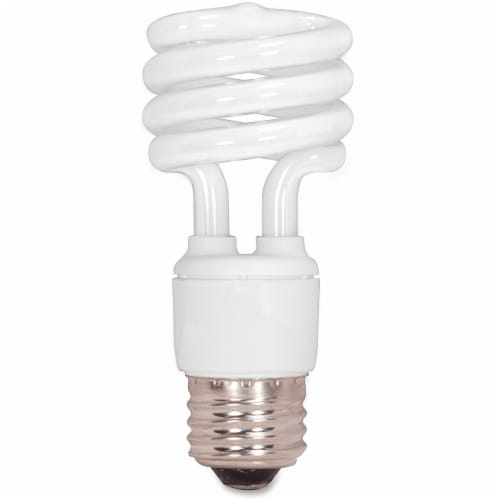 Satco  Compact Fluorescent Light Bulb S7218 Perspective: front