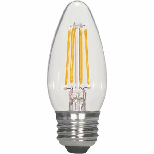 Satco 2pk 2.5w Led Med Bulb S21701 Perspective: front