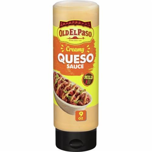 Old El Paso Mild Creamy Queso Sauce Perspective: front