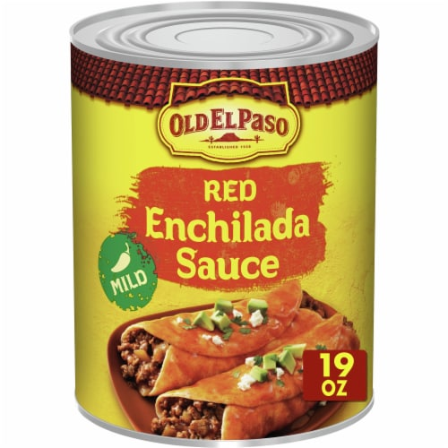 Old El Paso Mild Red Enchilada Sauce Perspective: front