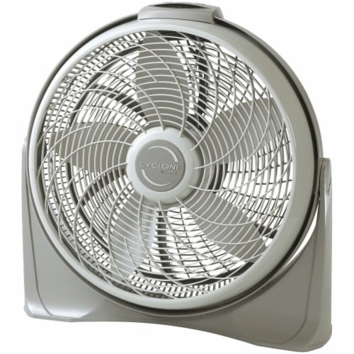 Lasko Cyclone Fan with Remote Control Perspective: front