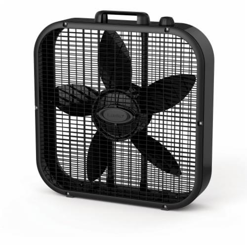 Lasko Portable Fan - Black Perspective: front