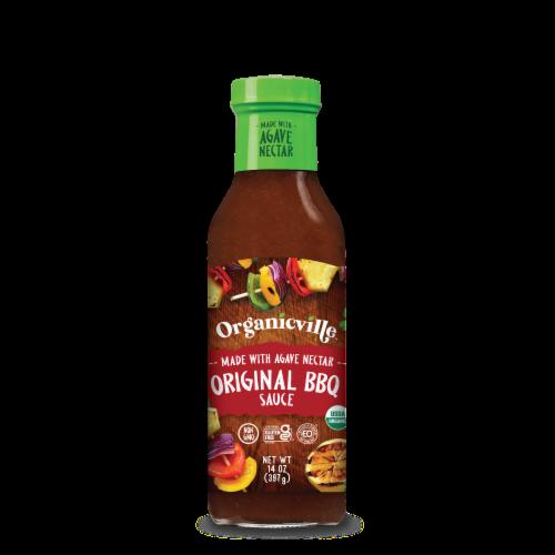 Organicville Organic Original BBQ Sauce Perspective: front