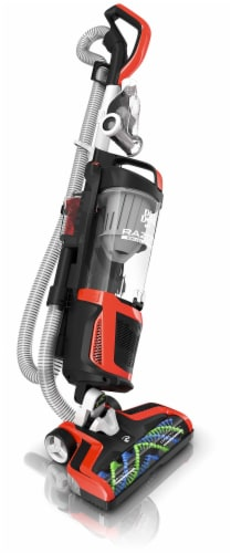 Dirt Devil Razor Vac Plus Upright Vacuum Perspective: front