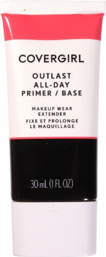 CoverGirl Outlast All-Day Primer Perspective: front