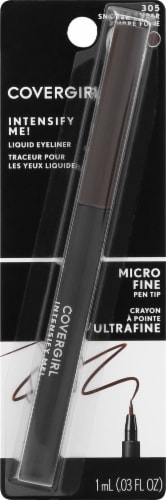 CoverGirl Intensify Smoked Amber 305 Liquid Eye Liner Perspective: front