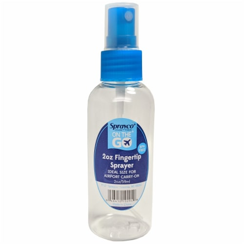 Sprayco On the Go 2 Ounce Fingertip Sprayer Perspective: front
