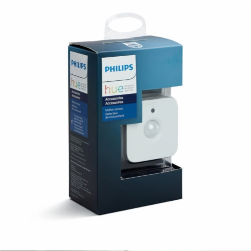 Hue 473389 Motion Sensor Detector Perspective: front