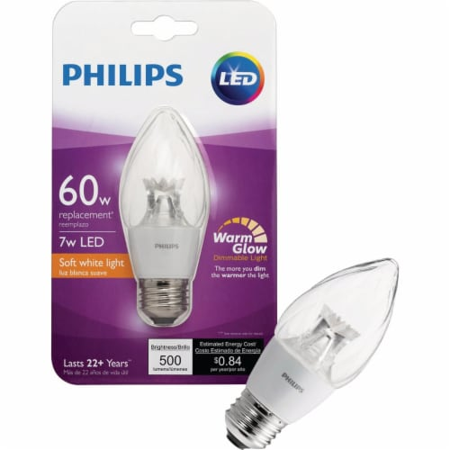 Philips Led F15 60w Wg Bulb 532168 Perspective: front