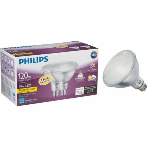 Philips 19wpar38 Bw T20 Led Bulb 532507 Perspective: front