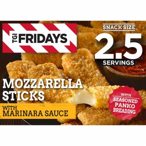 TGI Friday's Mozzarella Sticks Perspective: front