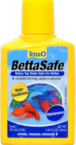 Tetra Bettasafe Water Conditioner Perspective: front