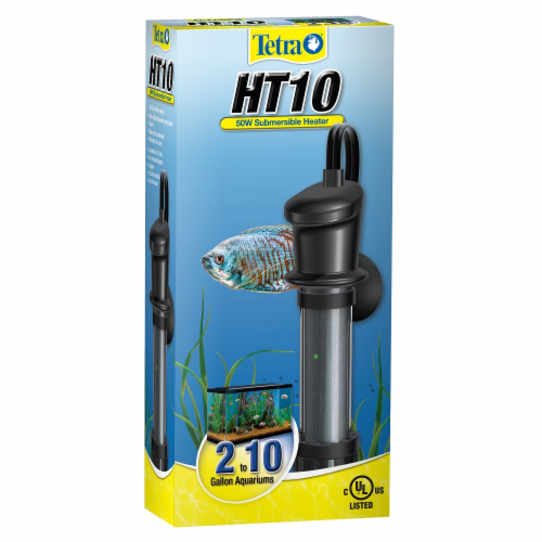 Tetra Submersible Heater HT10 Perspective: front
