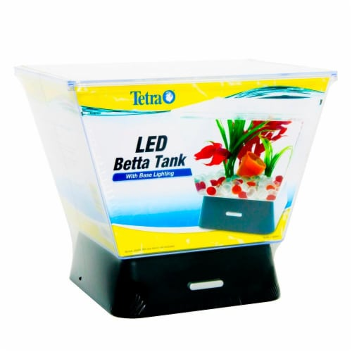 Tetra Led Betta Kit 1 Gallon Perspective: front