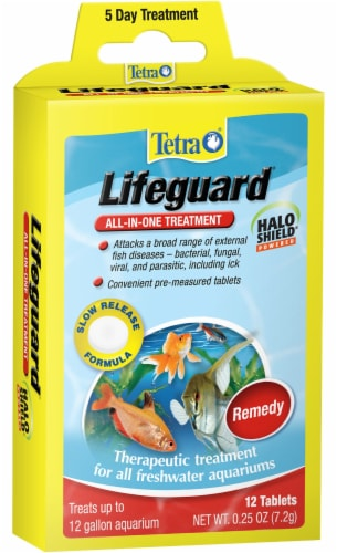 Tetra Lifeguard All-in-One Treatment Perspective: front