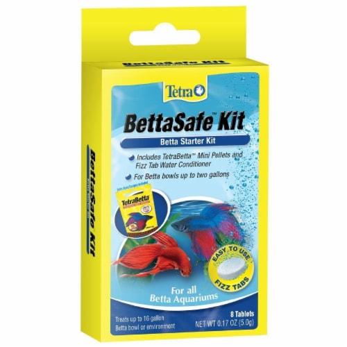 Tetra BettaSafe Starter Kit Perspective: front