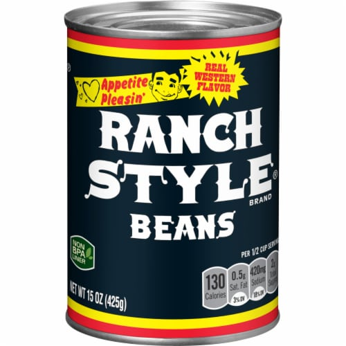 Ranch Style Beans Perspective: front