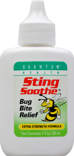 Quantum Health Sting Soothe Bug Bite Relief Perspective: front