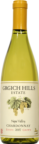 Grgich Hills Chardonnay Perspective: front