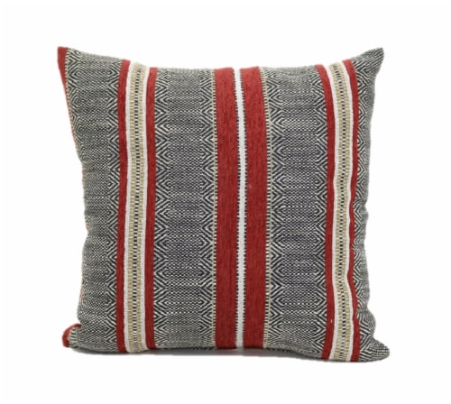 Brentwood Highland Pepper Decor Pillow Perspective: front