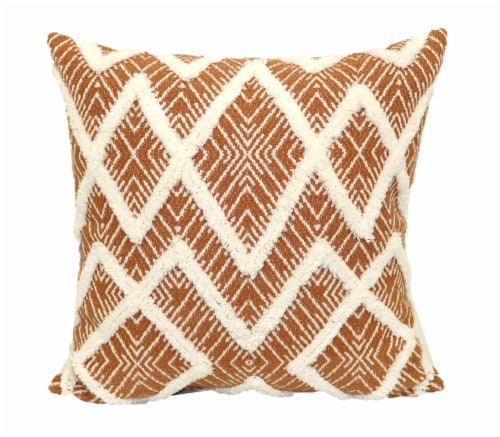 Brentwood Mykonos Decorative Pillow Perspective: front