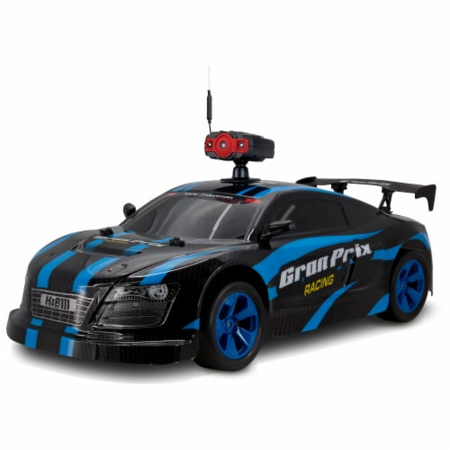 Gran Prix Remote Control Car with Wifi Camera Perspective: front
