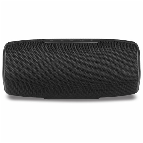 iLive Bluetooth Waterproof Portable Speaker - Black Perspective: front