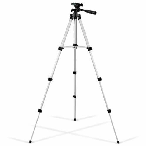 GPX Tripod - Silver/Black Perspective: front