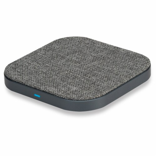iLive Wireless Charger - Gray Perspective: front