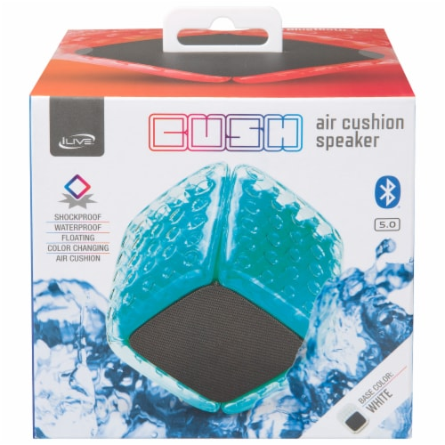 iLive ISBW101W Bluetooth Speaker Perspective: front