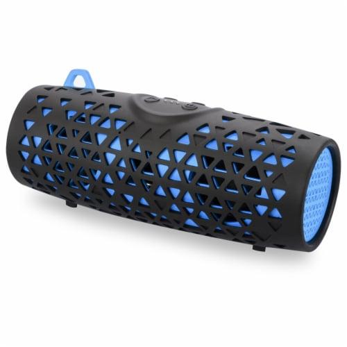 iLive Waterproof Wireless Speaker - Black/Gray Perspective: front
