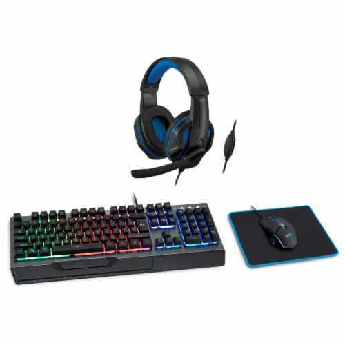 iLive Gaming Accessory Pack Perspective: front