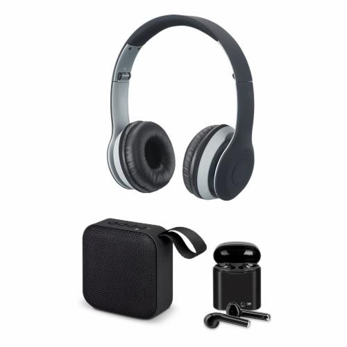 iLive Bluetooth Bundle - Black Perspective: front