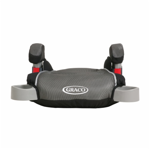 Graco TurboBooster Backless Car Seat Perspective: front