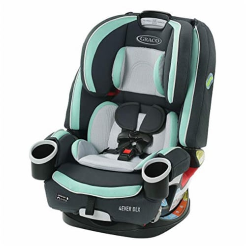 Graco 2078773 Pembroke 4Ever DLX 4-in-1 Car Seat Perspective: front