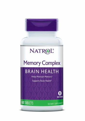 Natrol  Memory Complex Perspective: front