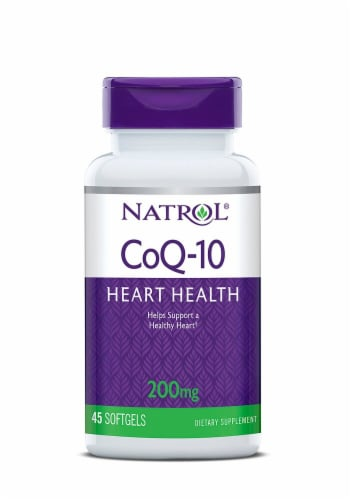 Natrol  CoQ-10 Perspective: front