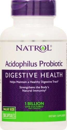 Natrol Acidophilus Probiotic Perspective: front