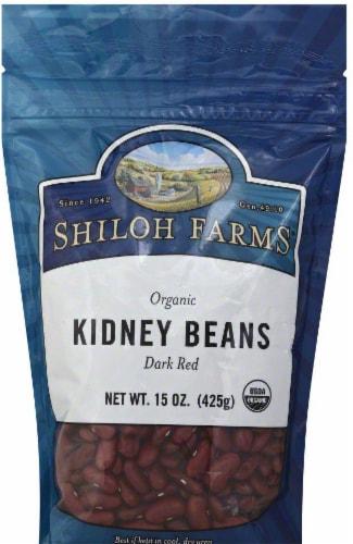 Kroger Shiloh Farms Organic Dark Red Kidney Beans 15 Oz
