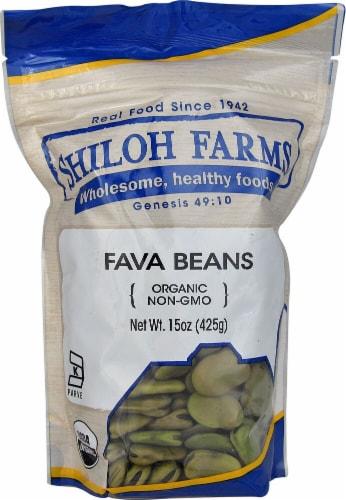 Shiloh Farms Organic Fava Bean Perspective: front