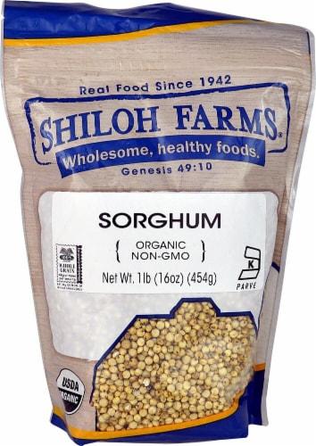 Shiloh Farms  Organic Sorghum Grain Perspective: front