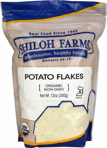 Shiloh Farms Organic Potato Flakes Perspective: front