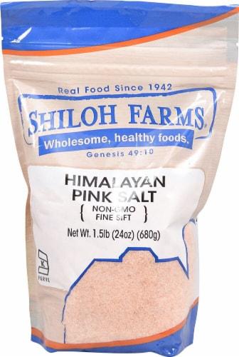Shiloh Farms Himalayan Pink Salt Perspective: front