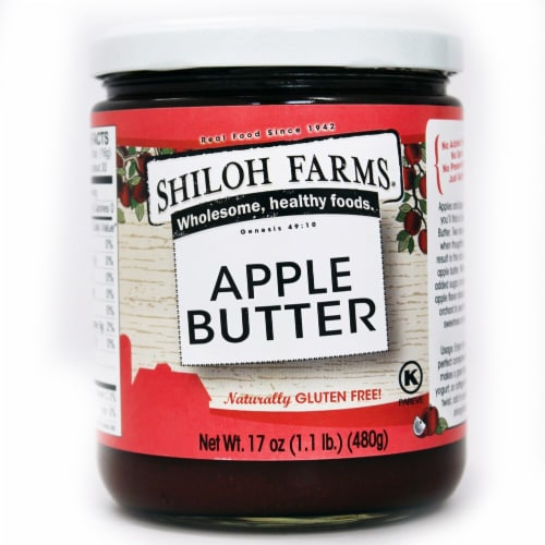 Shiloh Farms  Apple Butter Perspective: front
