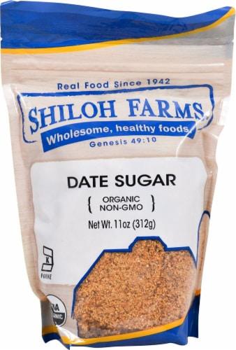 Shiloh Farms Organic Date Sugar Perspective: front