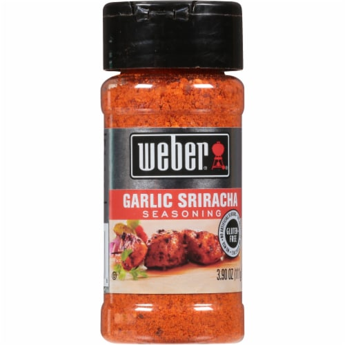 Weber Garlic Sriracha Seasoning Perspective: front